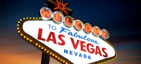 Fabulous Las Vegas Sign by Betty Willis