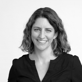 Headshot of Julie Maggos, SEGD Chicago Chapter Co-Chair