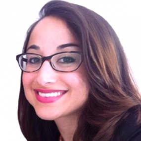 Headshot of Mariam Safi, Manager of Marketing and Sales, SEGD