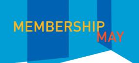 Celebrating Members with Membership May!