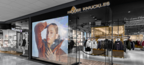Moose Knuckles: Integrated Brand Experience