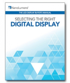Selecting the Right Digital Display by NanoLumens