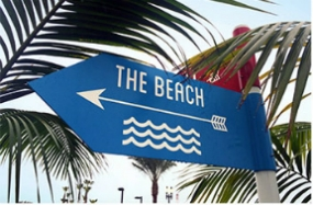 Pacific City identity and wayfinding (RSM Design)