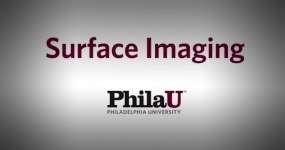 MS in Surface Imaging, Philadelphia University