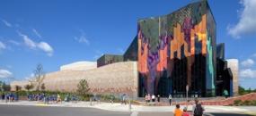 Building a Blaze—Museum at Prairiefire