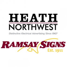 Heath Northwest Signs Ramsay Sign Logos