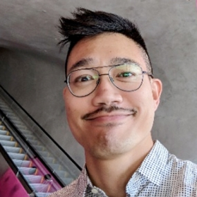 Ray Dang is a Graphic Designer with Metro in Los Angeles