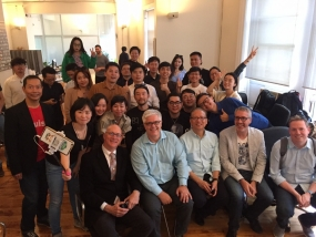 SEGD Meets with Nanjing Design Group