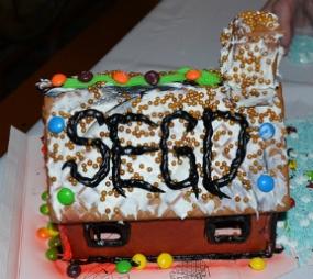 SEGD San Francisco 2015 Holiday Event