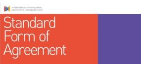 SEGD Standard Form of Agreement 2016