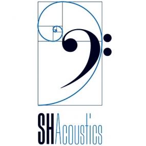 SH Acoustics Logo