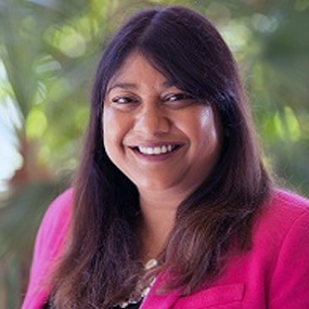 Sapna Budev is the Executive Director at the Sign Research Foundation in Washington, D.C.
