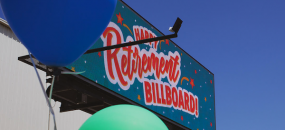 Watchfire Hosts Billboard Retirement Party