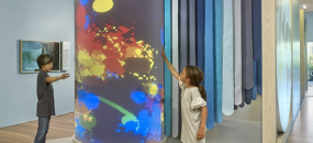 Youthful Curiosity Becomes Art at de Youngsters Studio