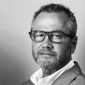 Sean Perkins is a Founding Partner at Branding design consultancy North in London