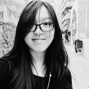 Shierly Veronica is a Student at Tongji University in Shanghai.