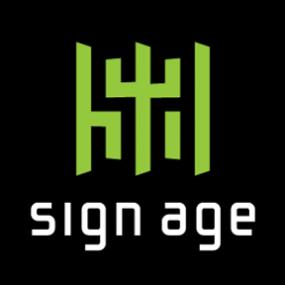 Sign Age Inc. Logo