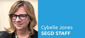 SEGD Staff Introductions: Cybelle Jones, CEO