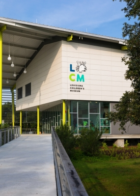 Louisiana Children's Museum Debuts New Branding