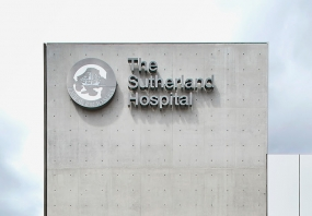 Sutherland Hospital Wayfinding