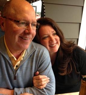 Tom Breihof and wife
