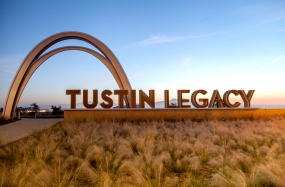 Tustin Arch Monument (Allison Richter Photography)