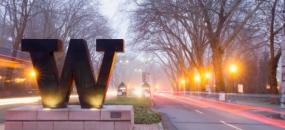 W Landmark at the University of Washington