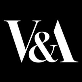 V&A logo by Wolff Olins