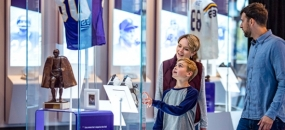 Dimensional Innovations Build-in Interaction at Vikings Museum