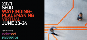 Join us for Wayfinding and Placemaking, June 23 and 24