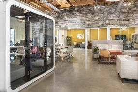 Ware Malcomb Announces Sam Clar Office and Showroom Complete