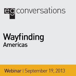 2013 SEGD Wayfinding Americas Webinar Banner