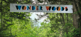 SEGD Price: Wonder Woods Wedding