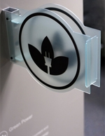 photo of LEED icon for Green Building Council