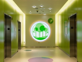 Golisano Children's Hospital (EGD by ArtHouse Design)