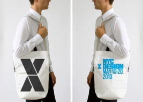 Photo of tote bag for NYC x Design