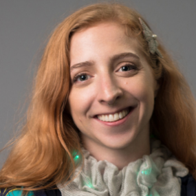 Photo of Becky Stern, Adafruit