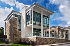 Photograph of Mamaroneck Public Library