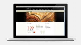 Image of website for Akin Gump Strauss Hauer & Feld