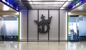 DraftKings, Boston, Massachusetts  |  Design: IA Interior Architects  |  Built by: DCL