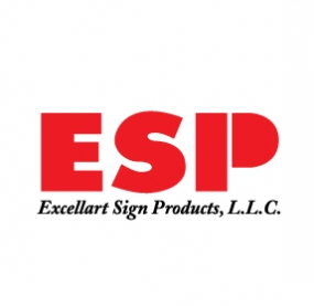 ESP, Excellart Sign Products Logo