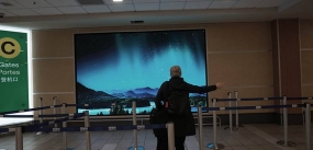 NanoLumens and Float4 Team Up in Vancouver Airport