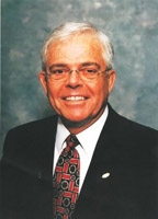 Photograph of Harbinger CEO Roger Williams