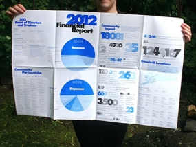 Photo of Goodwill annual report