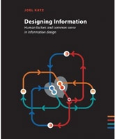 Image of cover of Designing Information by Joel Katz