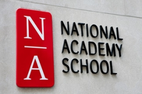 photo of National Academy School identity