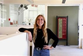 KKA Sponsors Student Memberships (image: portrait of Zoe Schlosser)