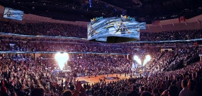 Daktronics to install 10,000+ square feet of LED displays at FedExForum