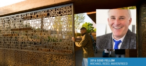 Michael Reed, 2016 SEGD Fellow