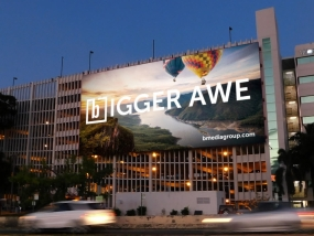 Watchfire Signs Manufactures World's Largest Digital Billboard